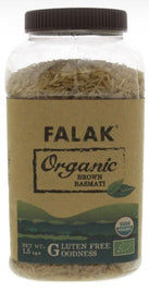Falak Organic Brown Rice 1.5 kg