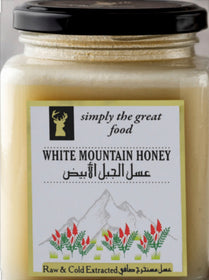 STG White Mountain Honey 150 gm