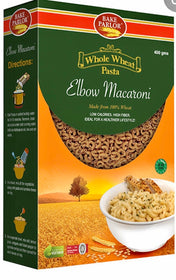 Bake Parlor Elbow Macoroni WW 400gm