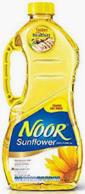 Noor Sunflower Oil 1.5 Ltr