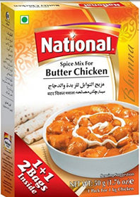 National Butter Chicken Masala