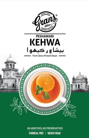 Grams Peshawari Kehwa 85 gm