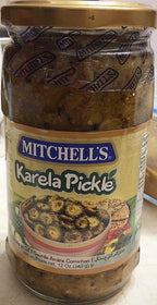Mitchells Karela Pickle 340gm