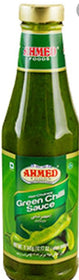 Ahmed Green Chilli Sauce 300gm