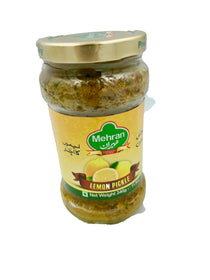 Mehran Lemon Pickle
