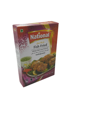 National Fish Fried 50gm
