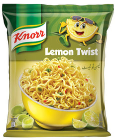 Lemon Twist Noodle