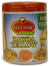 MyCook Yellow Colour 85gm