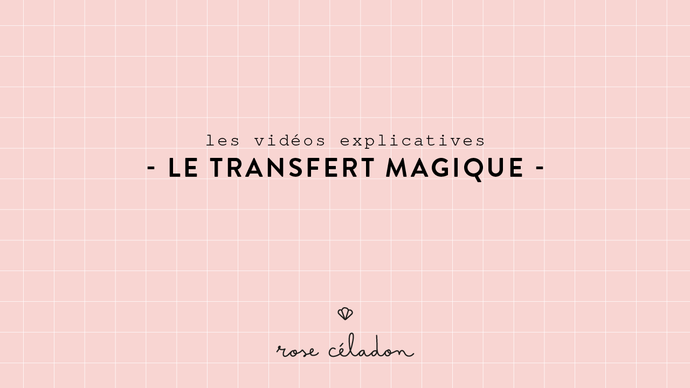 Le transfert magique - The magic transfert