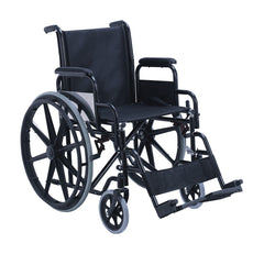 Senick Steel Wheelchair