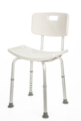 Senick Shower Chair with Back