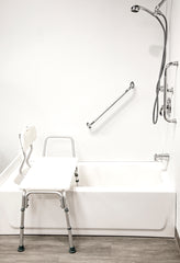 Senick Transfer Bathtub Bench
