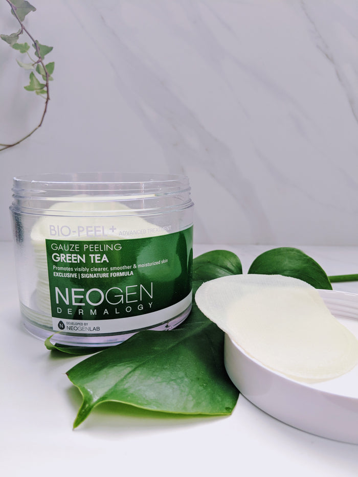 Neogen Green Tea Bio Peel Gauze