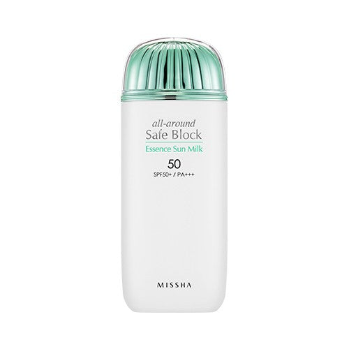 MISSHA: All Around Safe Block Essence Sun Milk SPF50+