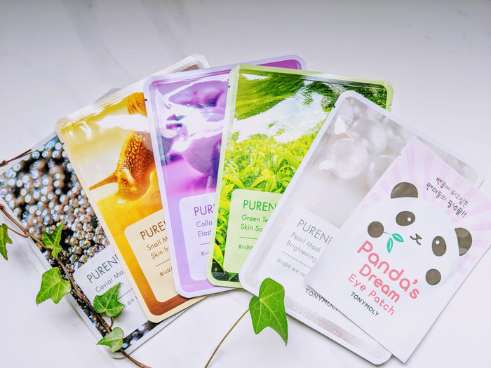 TonyMoly Face Sheet Masks Combo