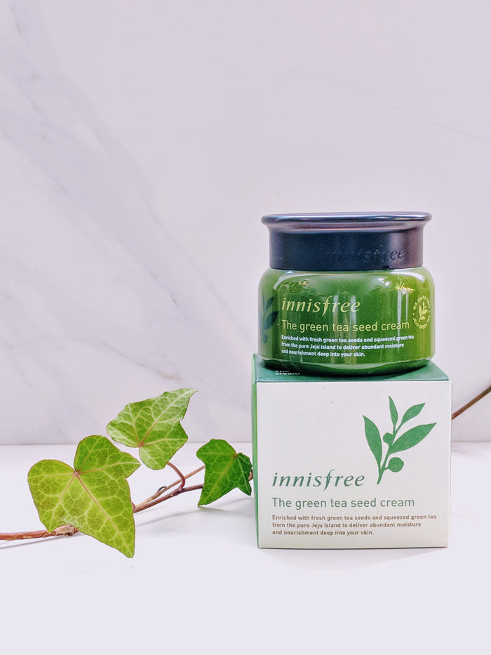 INNISFREE: Green Tea Seed Cream