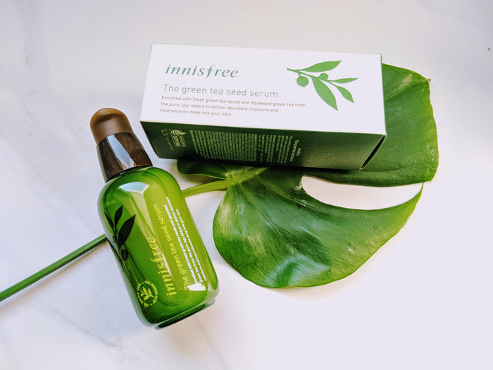 INNISFREE: Green Tea Seed Serum 80ml