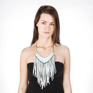 KÖGUR FESTAR/ FRINGE NECKLACES