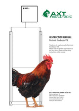 Programmable Chicken Coop Door Opener & Closer- VSE- All-In-One - Complete Kit - Cheeper Keeper