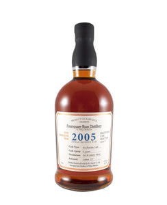 2005 Foursquare Distillery 12 year old Rum (Barbados)