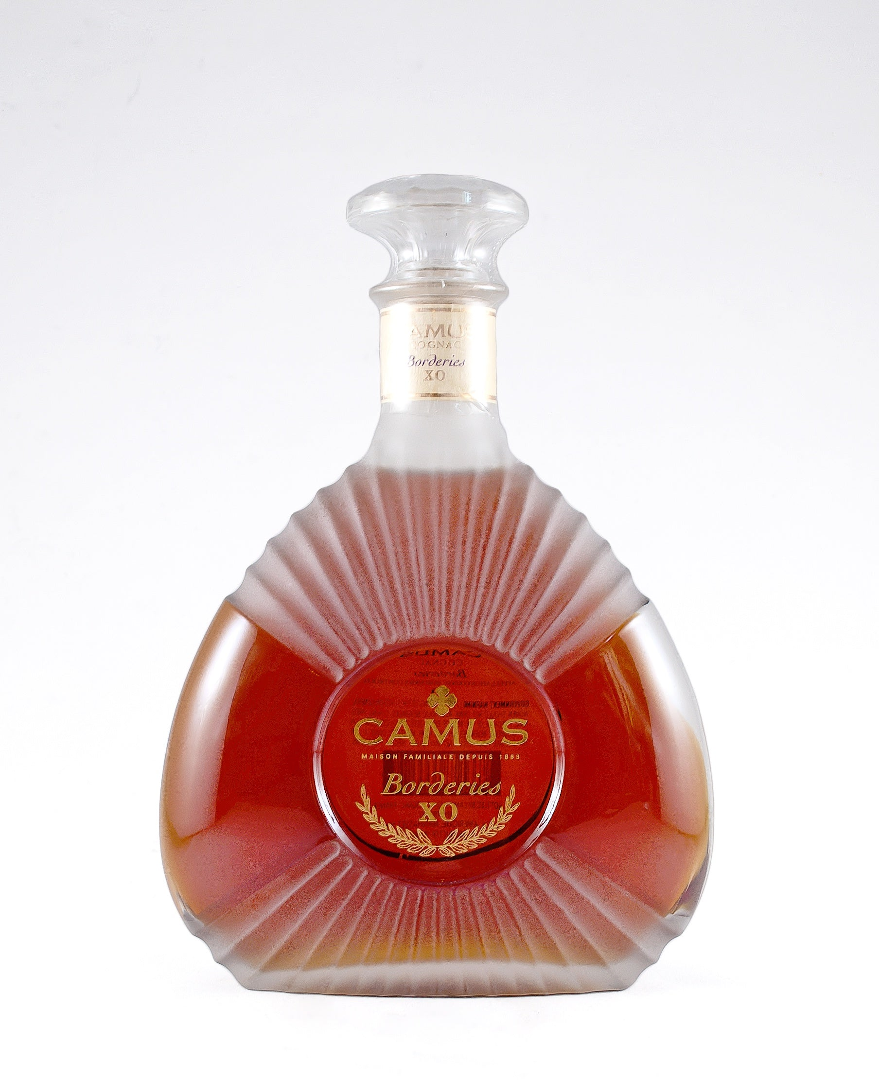 "Camus ""Borderies"" XO Cognac (Cognac, France)"
