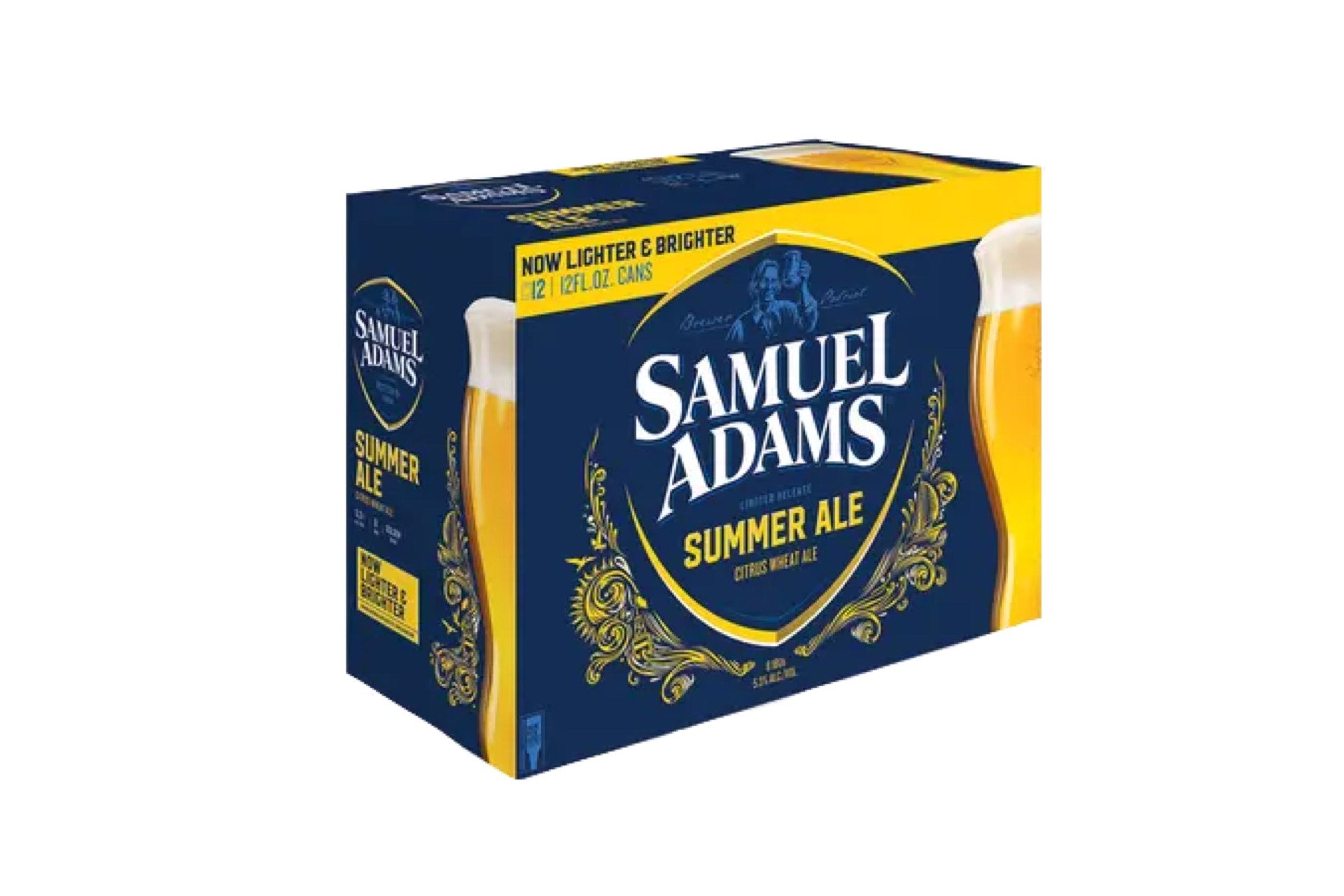 "Sam Adams ""Summer Ale"" 6 pack (Boston, MA)"