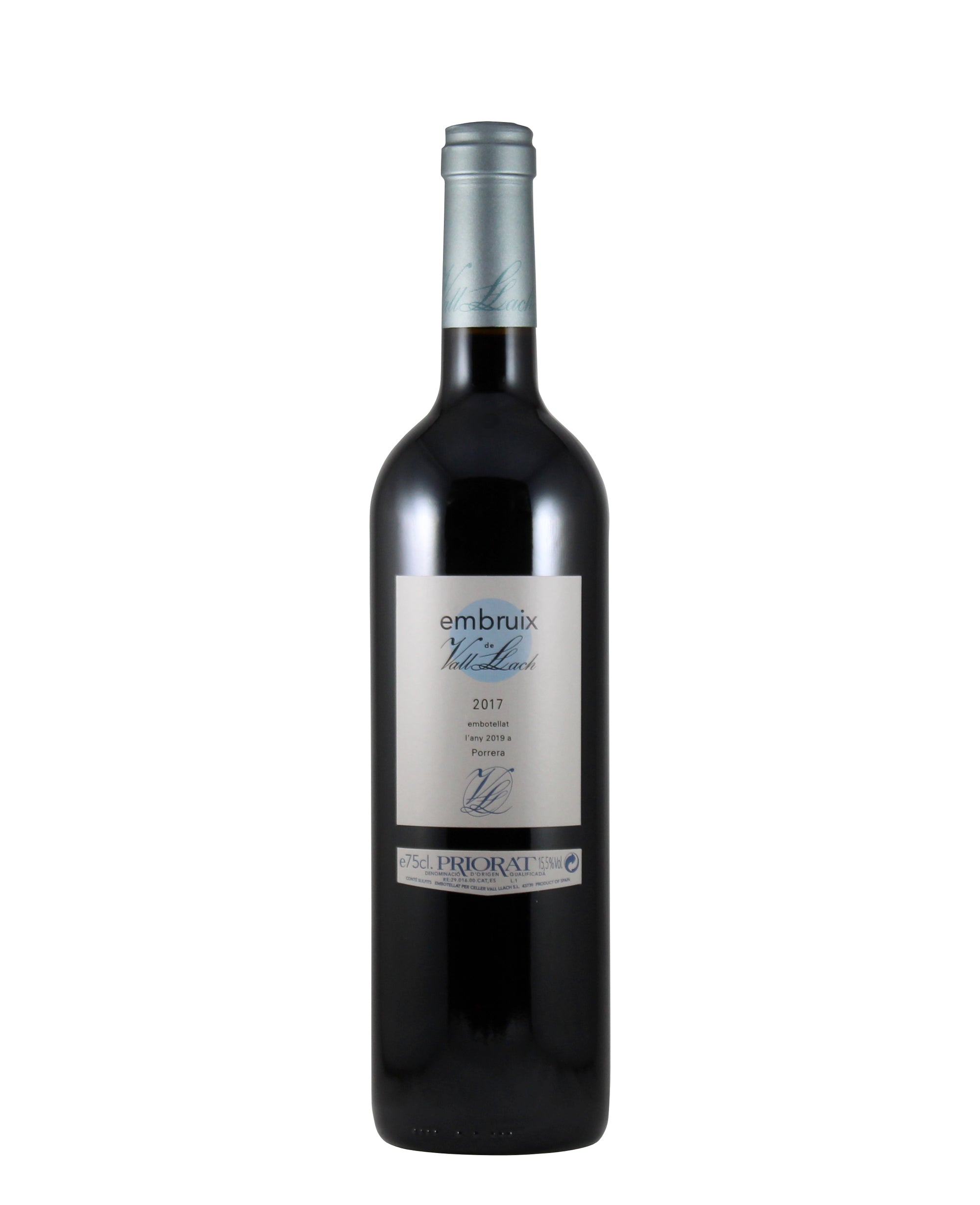 "*8R* 2017 Vall Llach ""Embruix"" Red Blend (Priorat, SP)"
