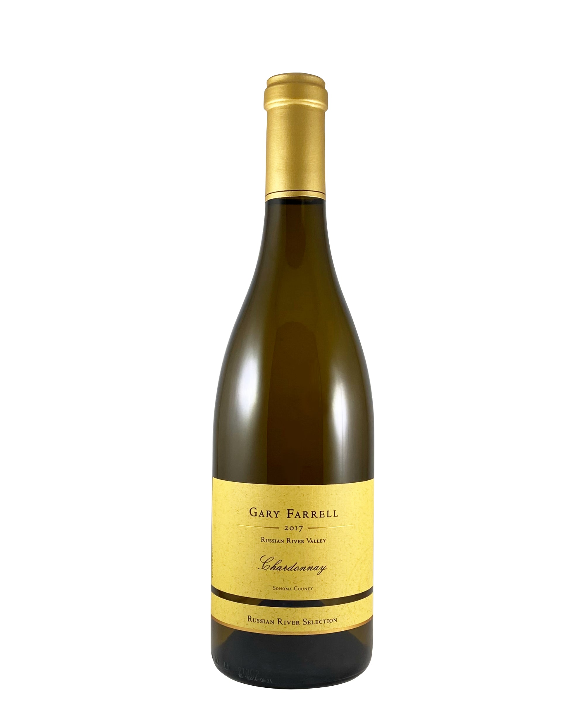 "*9W* 2017 Gary Farrell ""Russian River Selection"" Chardonnay Russian River Valley (Sonoma County, CA)"