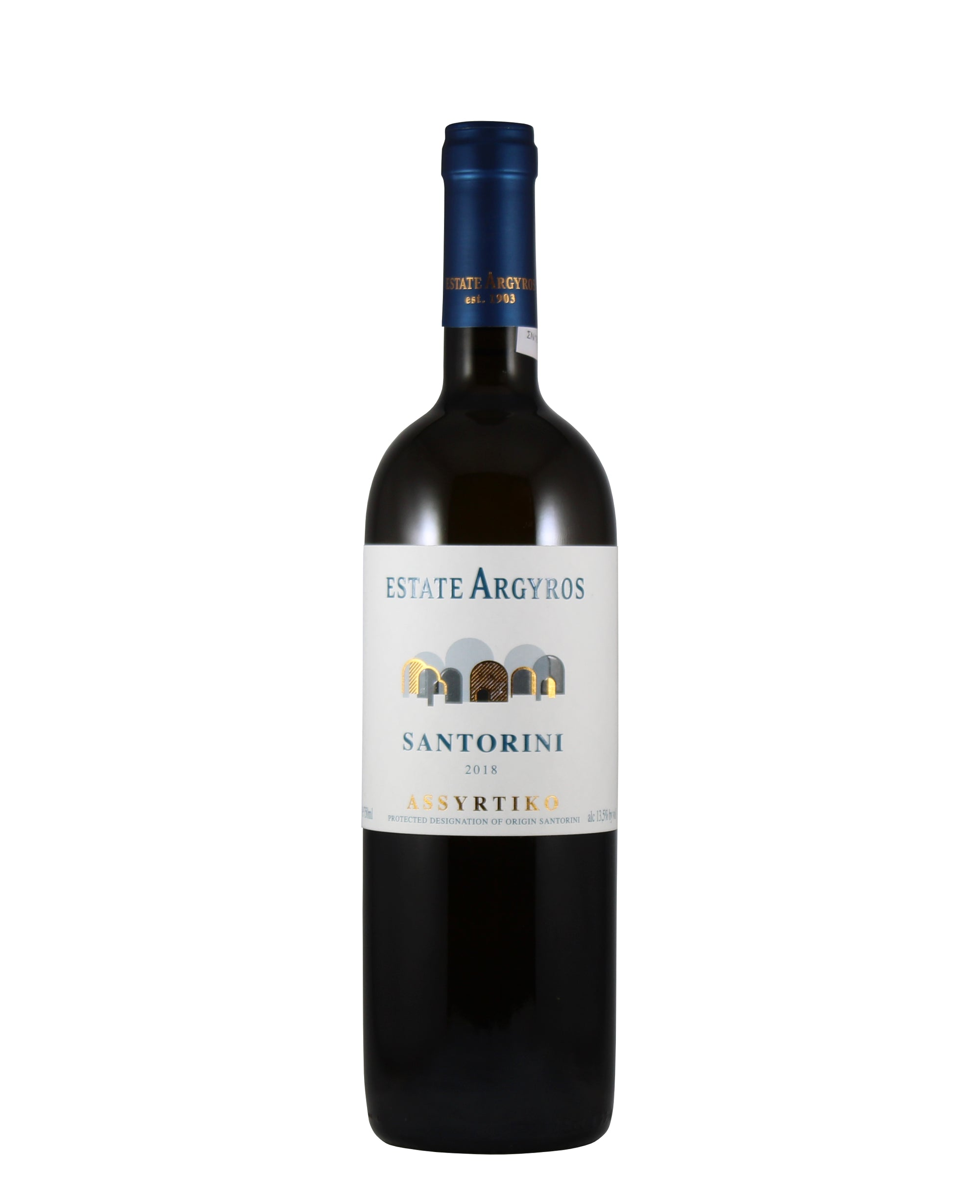 *3W* 2019 Argyros Estate Assyrtiko (Santorini, Greece)