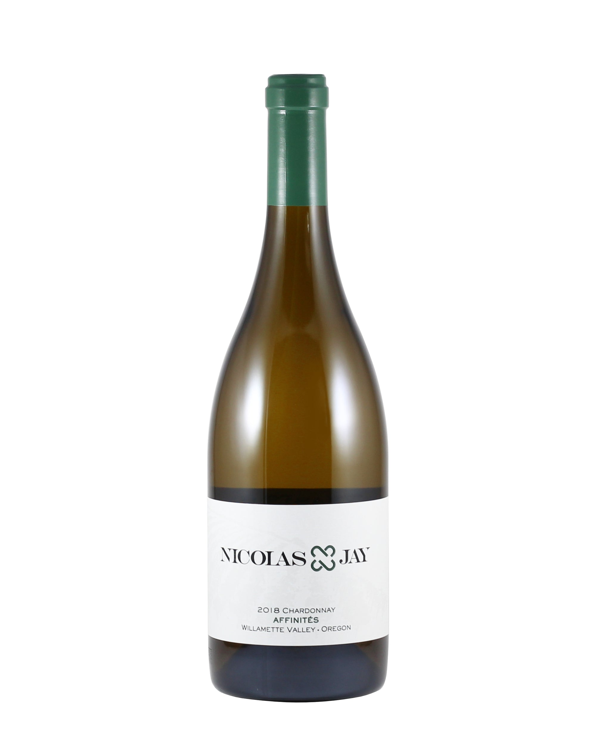 *6W* 2018 Domaine Nicolas-Jay Chardonnay (Willamette Valley, OR)
