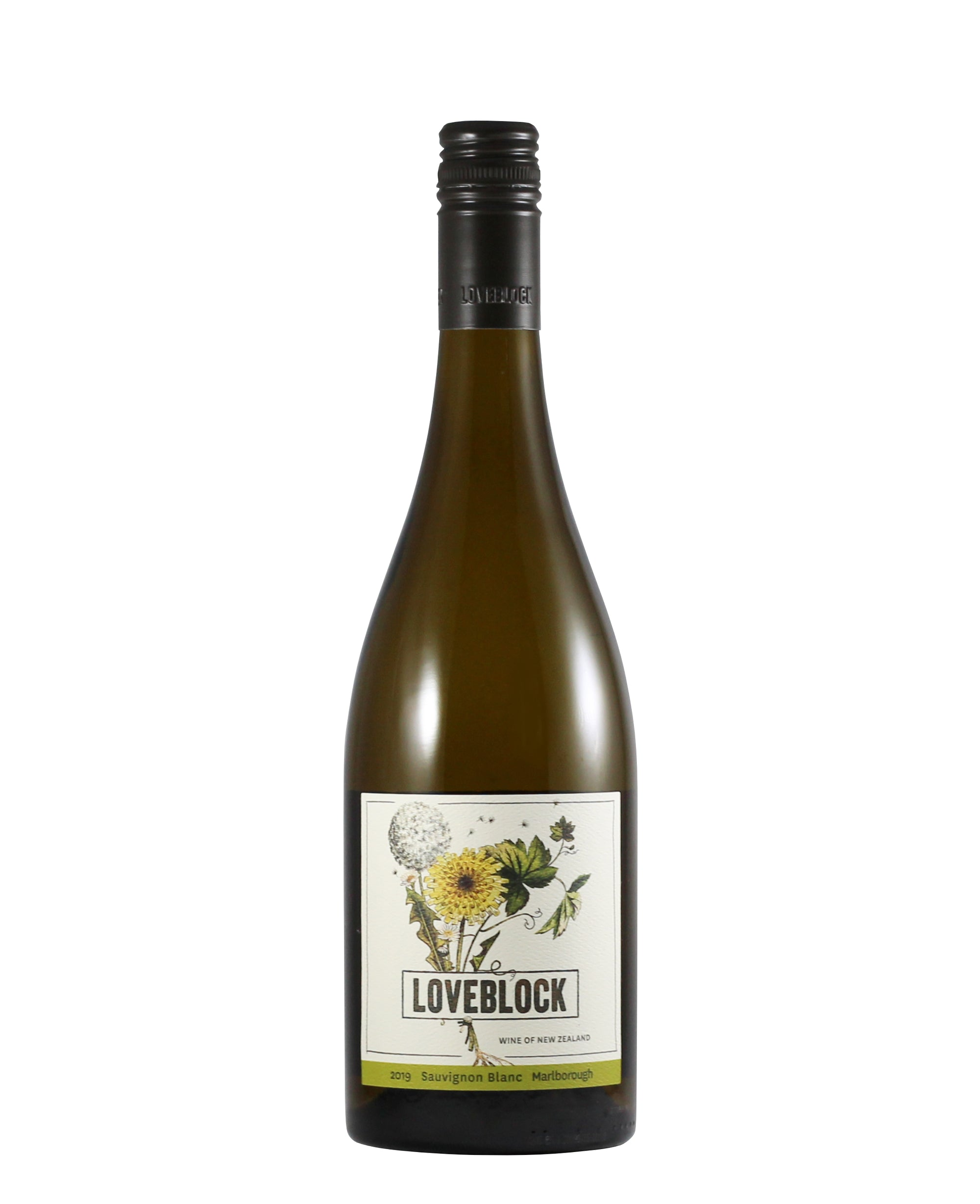*4W* 2019 Loveblock Sauvignon Blanc (Marlborough, NZ)