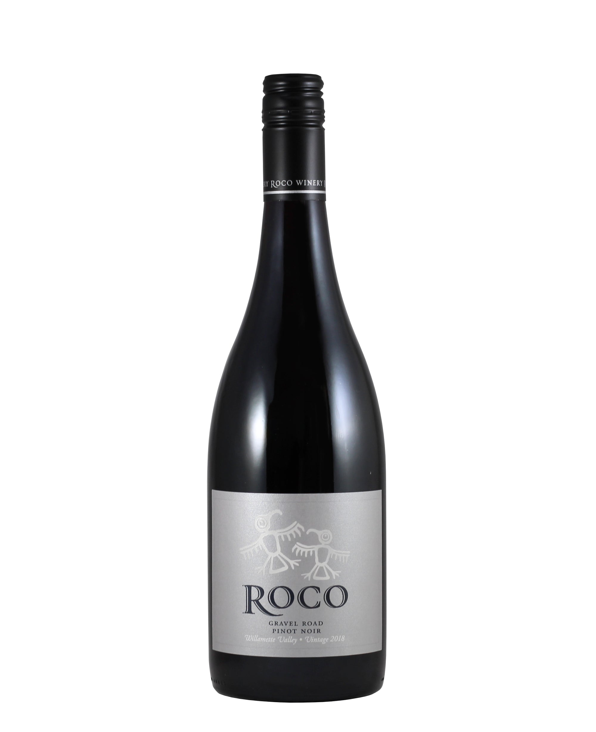 *2R* 2018 Roco Gravel Road Pinot Noir (Willamette Valley, OR)