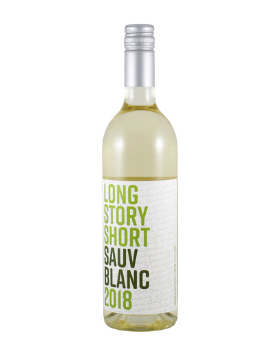 *2W* 2019 Long Story Short Sauvignon Blanc (Marlborough, NZ)