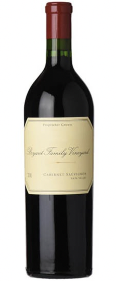 *9R* 2017 Bryant Family Vineyard Cabernet Sauvignon (Napa Valley, CA)