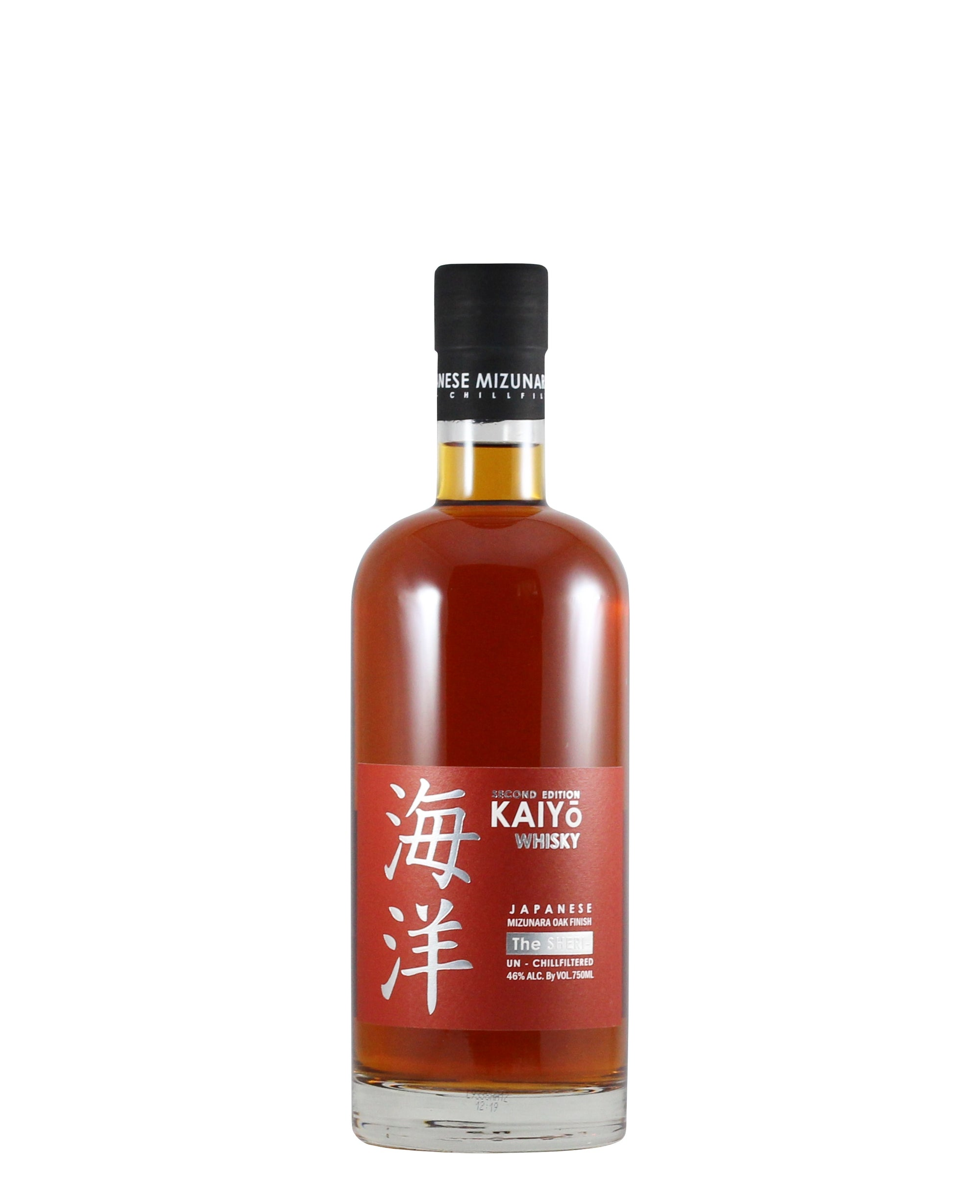 "Kaiyo ""The Sheri"" Whisky (Osaka, Japan)"
