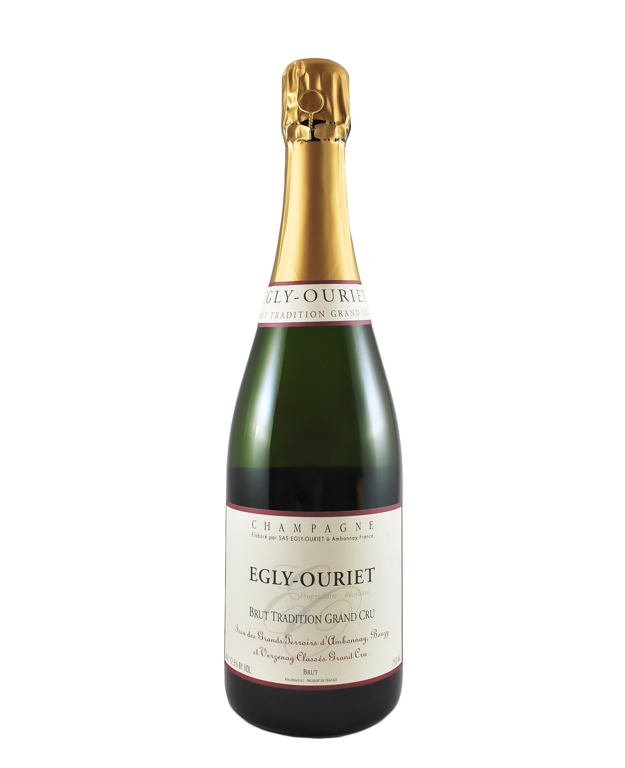 NV Egly-Ouriet Grand Cru Brut Tradition (Champagne, FR)