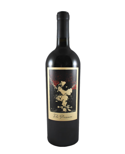 *10R* 2018 Prisoner Wine Co.