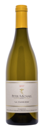 *8W* 2018 Peter Michael Winery La Carriere Chardonnay (Knights Valley, CA)