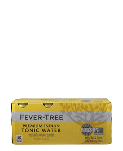 Fever Tree Indian Tonic Water 8-Pack 150ml Cans