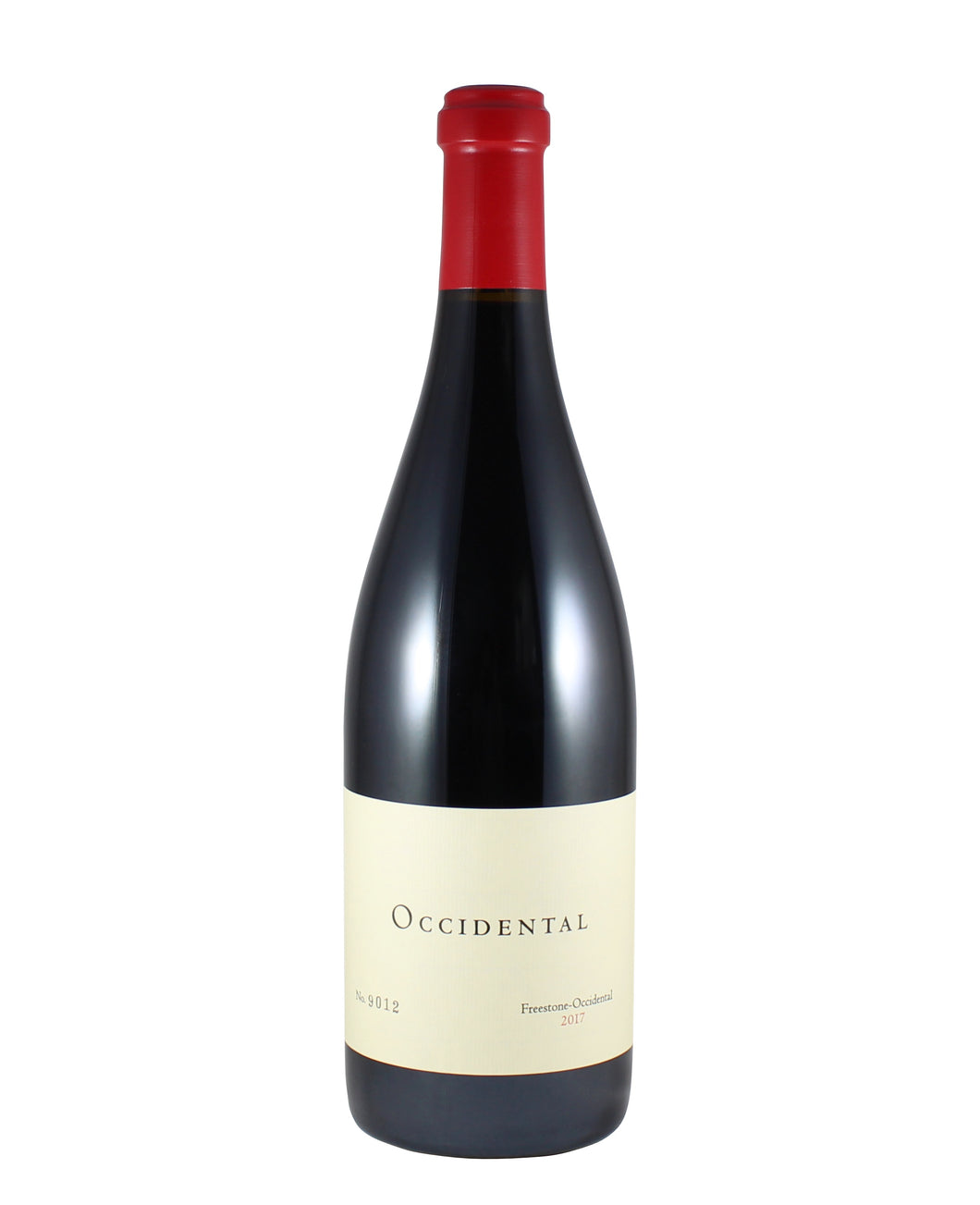 "*3R* 2017 Occidental Wines ""Freestone"" Pinot Noir (Sonoma Coast, CA)"