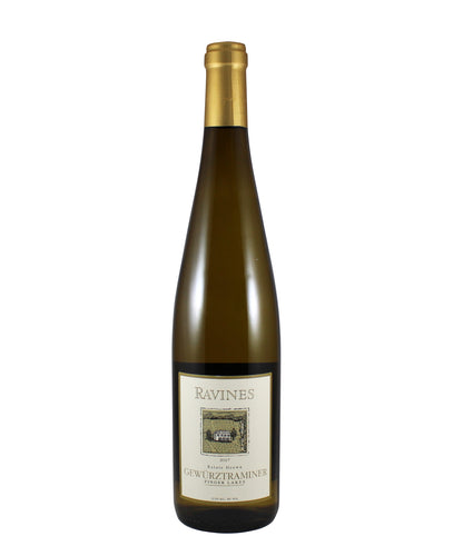 *6W* 2017 Ravines Gewürztraminer (Finger Lakes, NY)