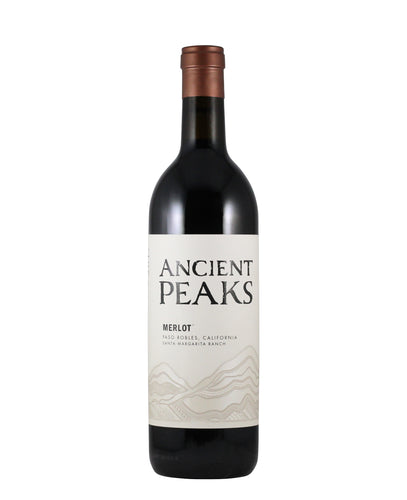 *7R* 2017 Ancient Peaks Winery Merlot (Paso Robles, CA)