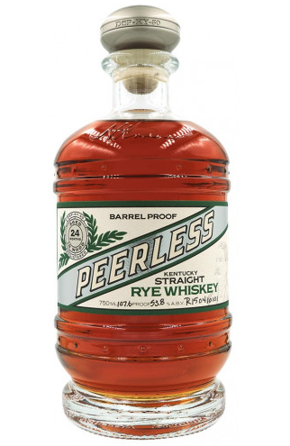 Peerless Distilling Co Straight Rye Whiskey (Kentucky)