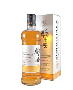 "Mars Shinshu Distillery ""Komagatake"" 2018 Limited Edition Non-Chill Filtered Single Malt Whisky (Nagano, Japan)"