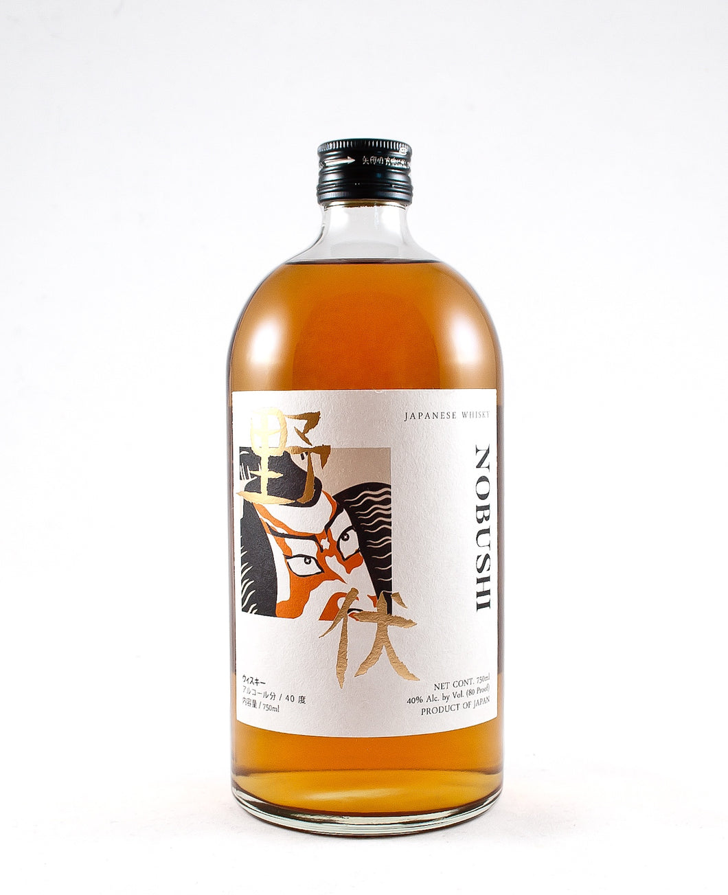 Nobushi Blended Japanese Whisky (Japan)