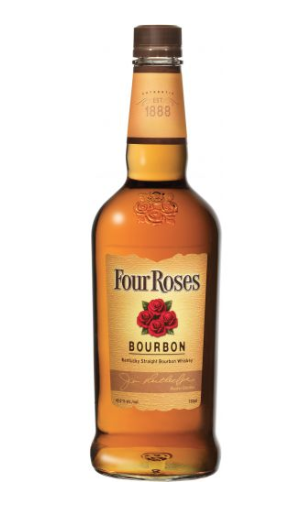 "Four Roses ""Yellow Label"" Bourbon (Kentucky)"