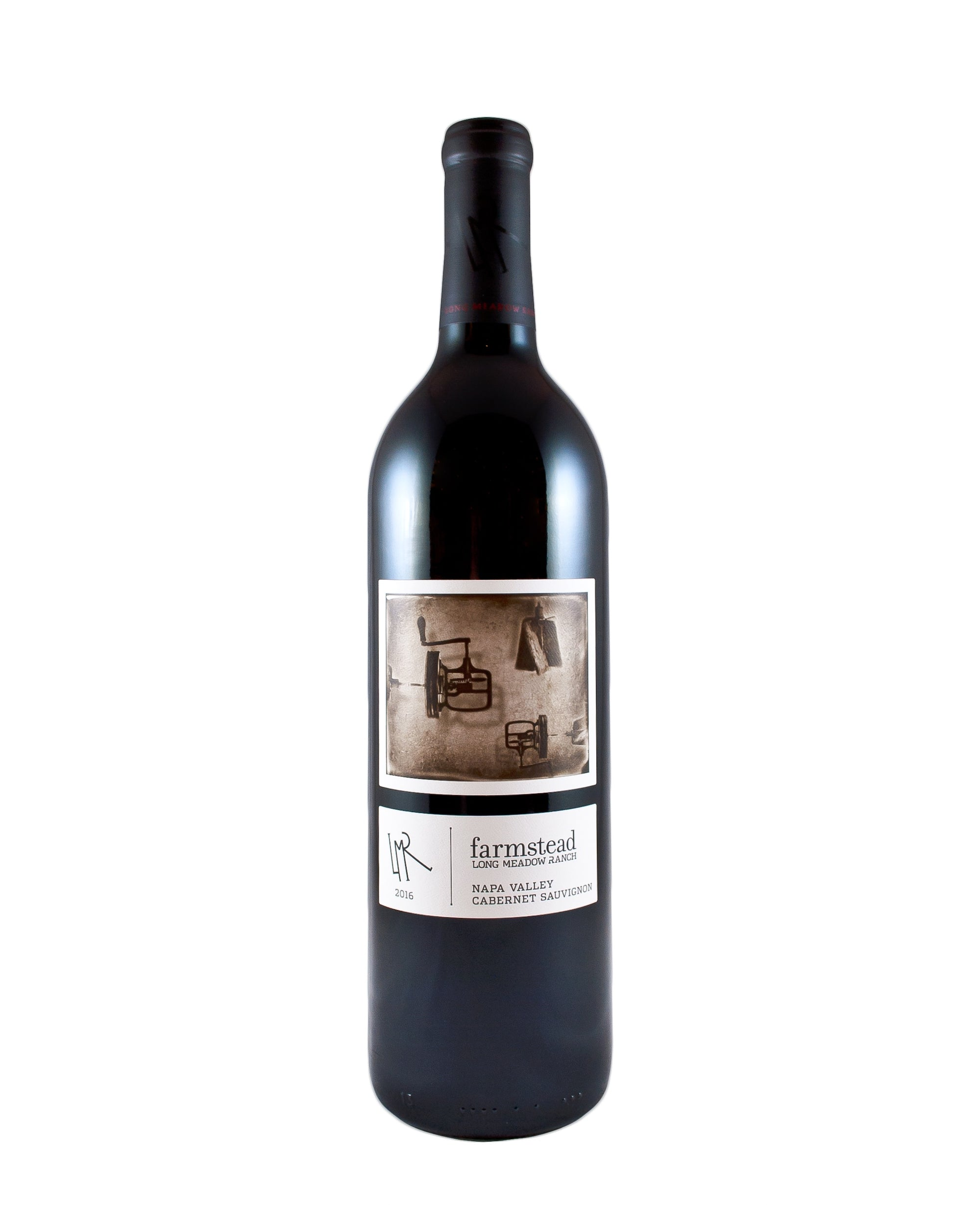 "*8R* 2018 Long Meadow Ranch ""Farmstead"" Cabernet Sauvignon (Napa Valley, CA)"