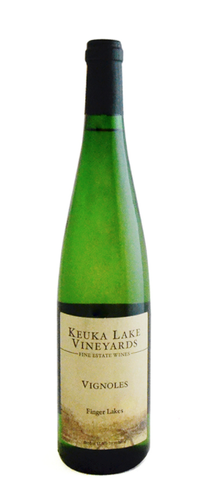 *5W* 2016 Keuka Lake Vineyards Vignoles (Finger Lakes, NY)