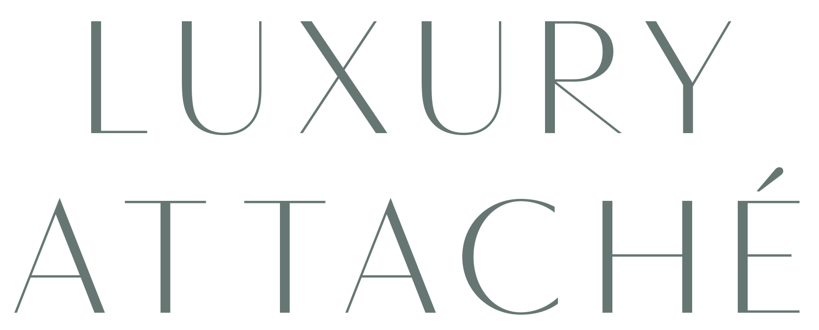 "Urban Affairs ""Luxury Attache"" July 22nd Tasting"
