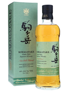 "Mars Shinshu Distillery ""Komagatake"" 2019 Limited Edition Single Malt Whisky (Nagano, Japan)"